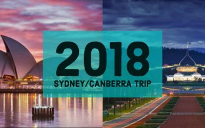 Safety Bay students tour Sydney and Canberra
