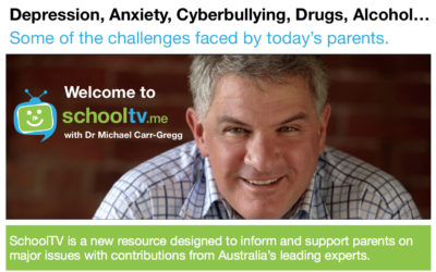 New resource for Parents & Guardians