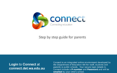 Here's your guide to Connect!