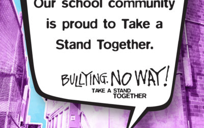 Safety Bay Senior High School supports the National Day of Action against Bullying and Violence