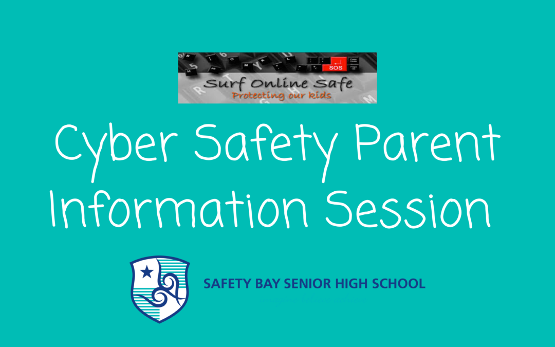 FREE Cyber Safety Info Session!