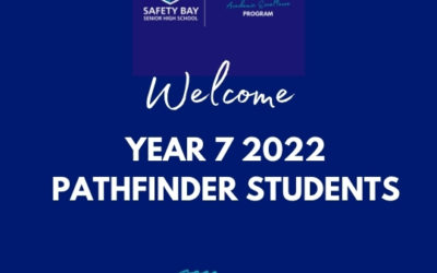 Welcome to our Pathfinder Academic Excellence Program!