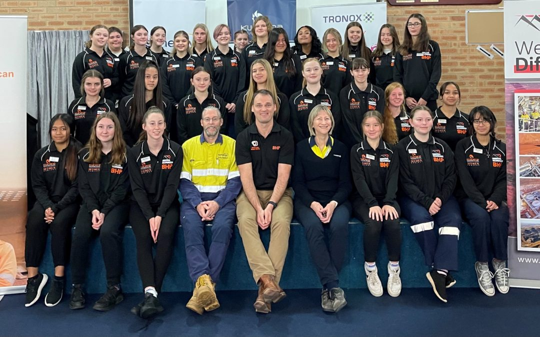 Safety Bay students shine in KIC iWomen Project