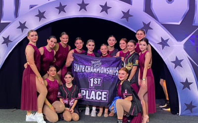 Cheer-Dance Specialist Program teams clean up at Aussie Gold State Championships