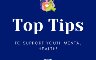 Here's some top tips to help support your child's mental health!