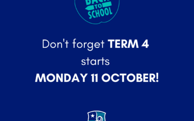 Term 4 here we come!
